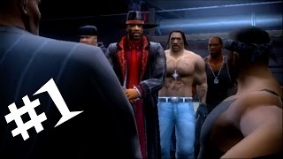 Learning The Ropes ! - Def Jam: Fight for NY Gameplay Walkthrough Part 1