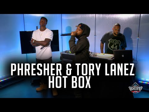 Tory Lanez and Phresher Go Head To Head in...