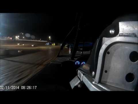 Robert (Booger) Garnes GoPro @Skyline Speedway 6-2-17