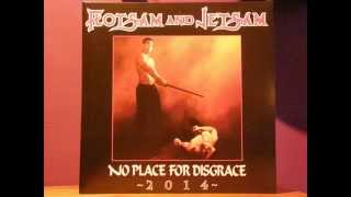 Flotsam and Jetsam - No Place for Disgrace 2014 - Vinyl LP - Full Album