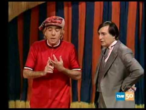 Los Payasos de la Tele - El Gran Circo de TVE - Mi Pesado Antepasado