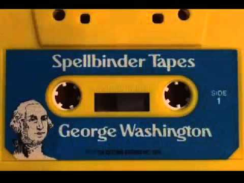 The Story of George Washington Fisher Price Cassette 1975