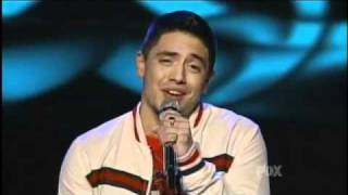 Final Song - Stefano Langone - Lately - American Idol 2011 Top 7 Results Show - 04/21/11