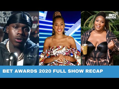 BET Awards 2020: Our Culture Is Too Big To Be Canceled | 25 Minute Full Show Recap!