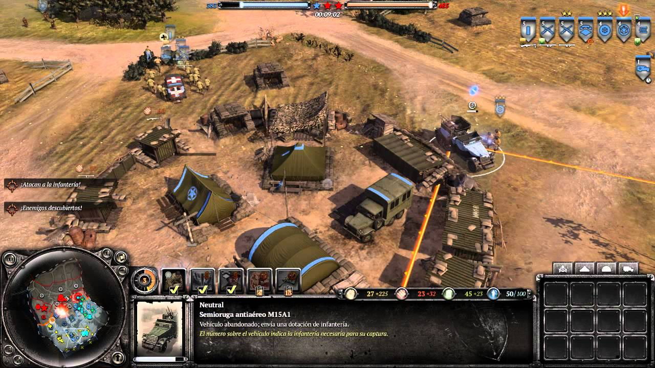 Company Of Heroes 2 Pershing Survives Vs 2 Panther King Tiger By Siu King