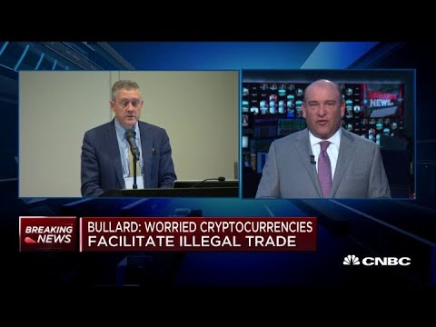 Fed's Bullard: Worried Cryptocurrencies Facilitate Illegal Trade