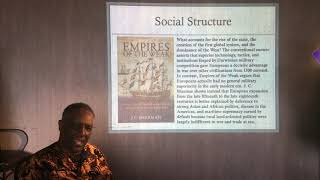 Dr. Carr - Intro to Afro American Studies FQ4-3