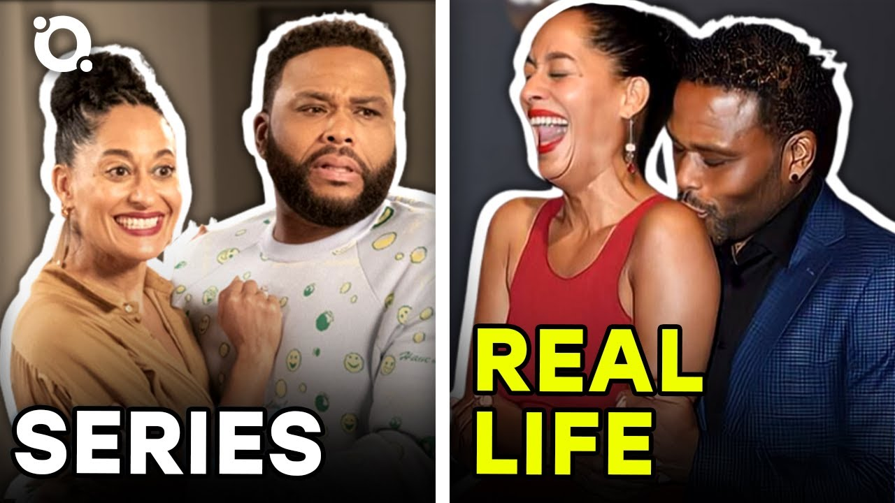 Download Black-ish: Real-Life Partners Revealed! |⭐ OSSA