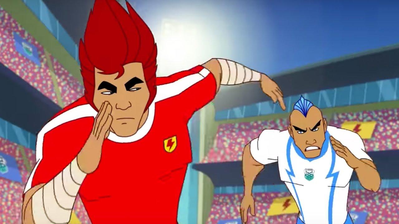 Animated Cartoon Series Supa Strikas Returns To Dstv For A 6th Season Hapakenya