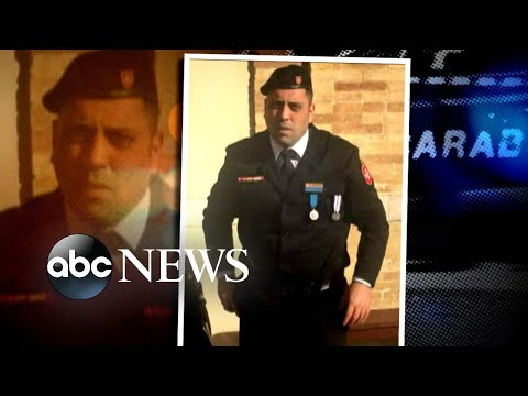US teen arrested for cop's killing in Rome claims self-defense l ABC News