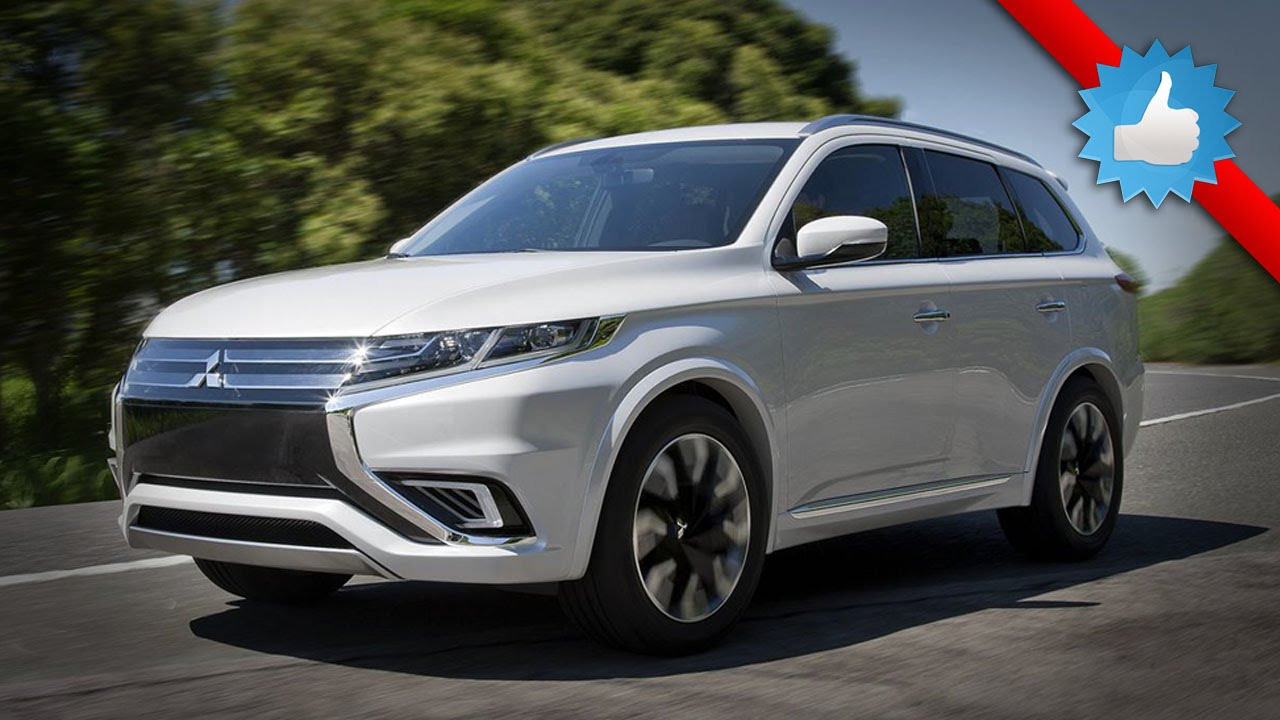 2015 Mitsubishi Outlander PHEV Concept S Set For 2014