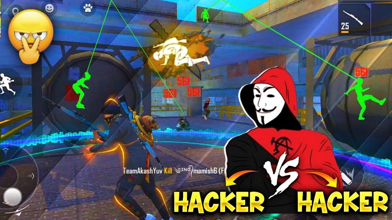 World🥵 Deadliest Hacker Ever Caught ||30 Headshots😲😲 || Shocking Reaction😯||Garena Freefire