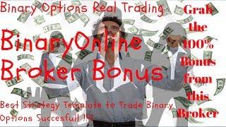 Binary Options! Template Strategy BeginnerBinary Online Broker Tutorial Bonus Make Money