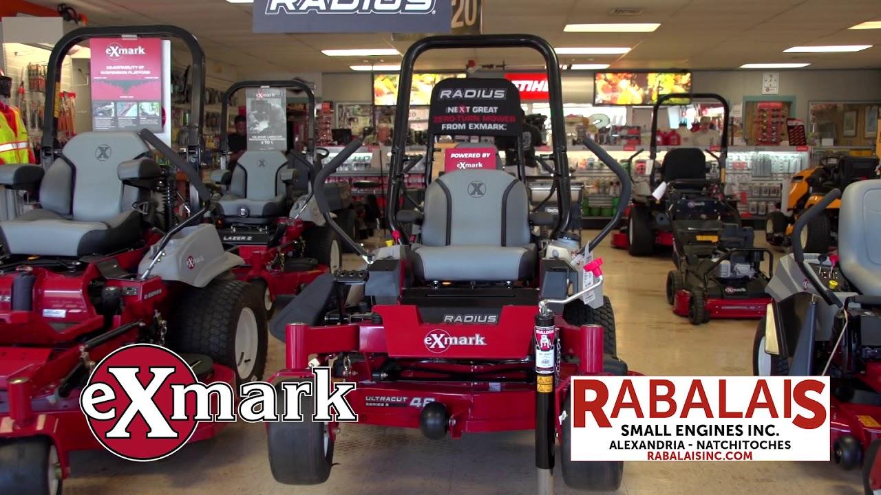 Rabalais Small Engine - KALB - Love the Locals