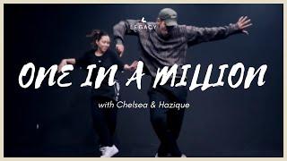 One in a million by ne-yo   hazique x chelsea legacy dance co.
