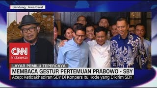 Download Video Membaca Gestur Pertemuan Prabowo-SBY ; Acep Iwan Saidi, Pakar Semiotika ITB MP3 3GP MP4