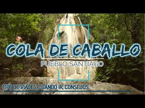 ✈Tour por Cola de Caballo Monterrey | Que hacer y como llegar | Tips when travel to Nuevo Leon