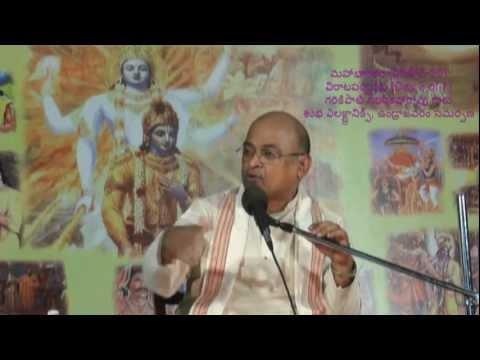 Day 3 of 7 Virataparvam by Sri Garikapati Narasimharao at Undrajavaram (Episode 20)