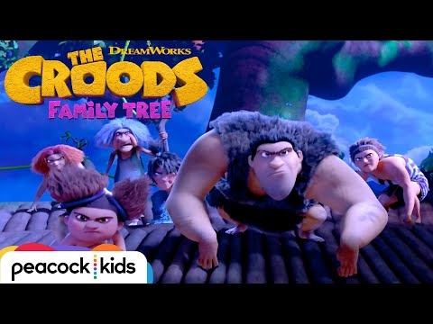 Download THE CROODS FAMILY TREE | Season 1 Trailer