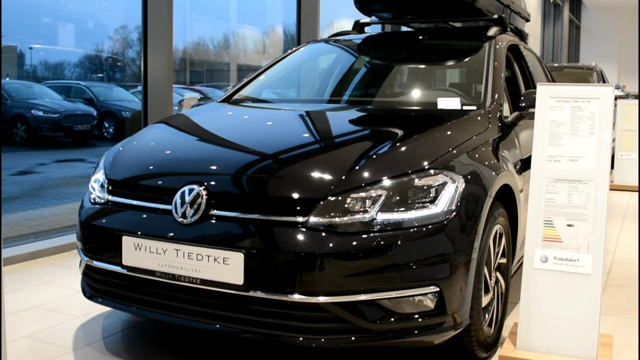 2018 new vw golf variant join 1 5 l tsi exterior and. Black Bedroom Furniture Sets. Home Design Ideas