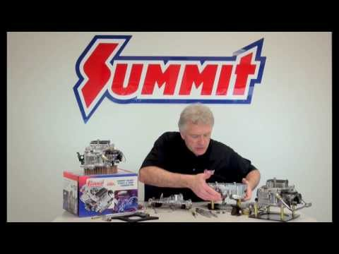 Summit Racing Carburetor Tuning Tips - Summit Racing Quick Flicks