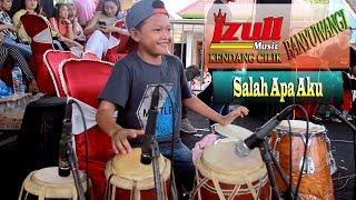 Download Mp3 Salah Apa Aku ~ Cover Kendang Cilik Banyuwangi   Della Monica