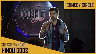 Nepali Stand Up Comedy | ft. Subash Bhandari | Hindu Gods |