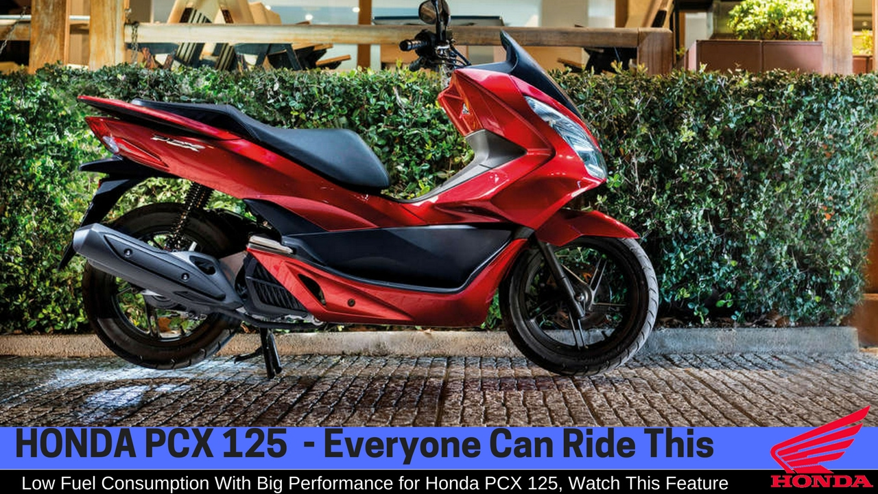 honda pcx 125 review 2017 everyone can ride this youtube. Black Bedroom Furniture Sets. Home Design Ideas