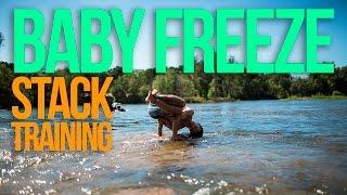 Ćwiczenia na długi Baby Freeze