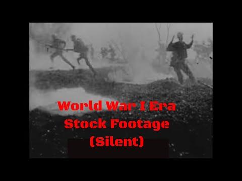 WWI LAFAYETTE ESCADRILLE  WORLD WAR 1   GREAT WAR    WESTERN FRONT  STOCK FOOTAGE (SILENT)  78744