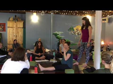Teaching Prenatal Yoga: Yoga for Pregnant Women
