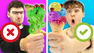 EISCREME ROULETTE CHALLENGE!