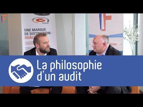 SGS : La philosophie d'un audit