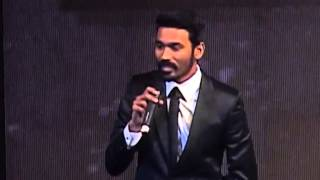 Dhanush Sing A Song For Ilaiyaraaja