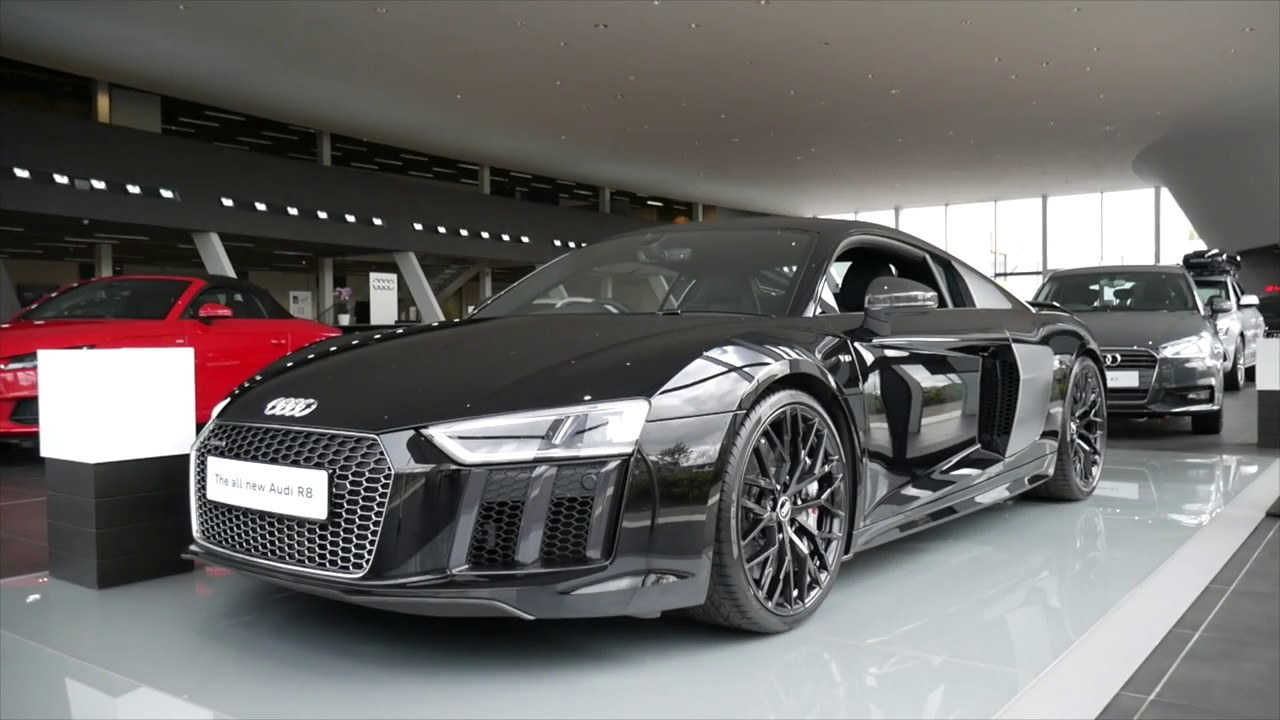 Audi R8 V10 Plus Interior And Exterior Walkaround Youtube