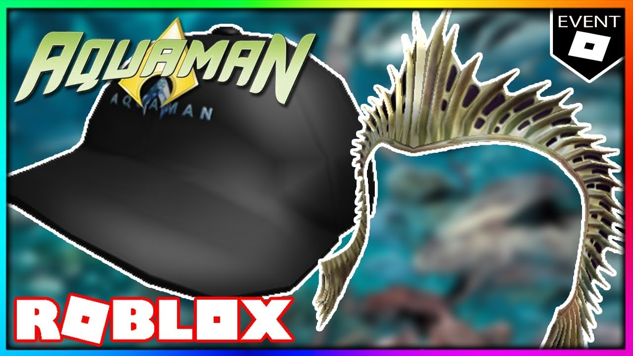 Leak Roblox New Aquaman Event Prizes Leaks And Prediction Youtube - roblox aquaman event leaks