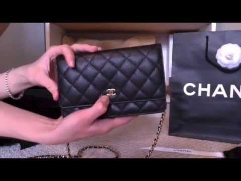cf72c472836c91 Chanel WOC Unboxing - YouTube
