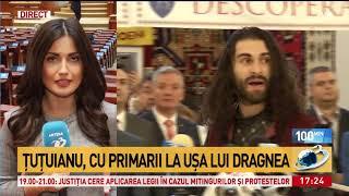 """Adrian Țuțuianu, cu primarii la ușa lui Liviu Dragnea. """"Nu retractez ce am zis. Nu plec din PSD"""