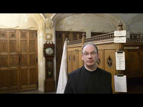 #MediaPrefects Chaplaincy at Downside [in German. Producer, J Haas]