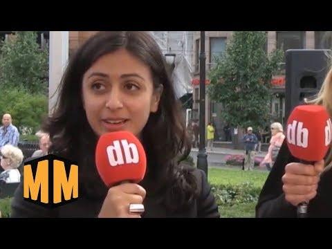 Hadia Tajik er døv i 2 sekunder!   Martin og Mikkelsen S2E7