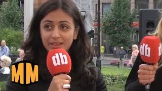 Hadia Tajik er døv i 2 sekunder! | Martin og Mikkelsen S2E7