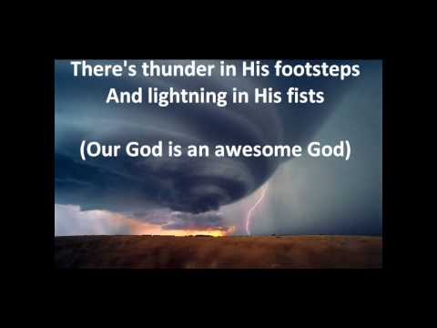 Awesome God by Rich Mullins (w/lyrics)