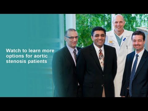 Minimally Invasive Aortic Valve Replacement for Aortic Stenosis: Edwards Valve on YouTube