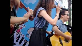 [Cocktails band] LÝ CÂY CHANH