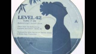 Level 42_Turn It On_Extended Version