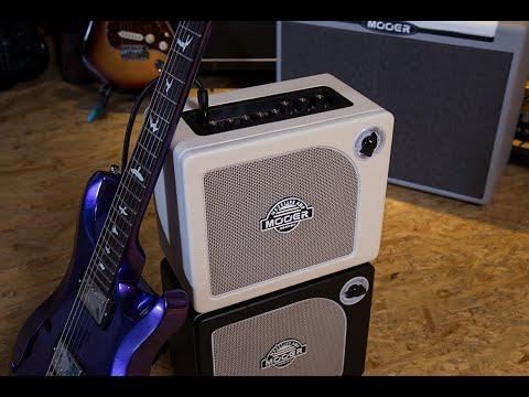 MOOER Hornet White Amplifier Official Demo