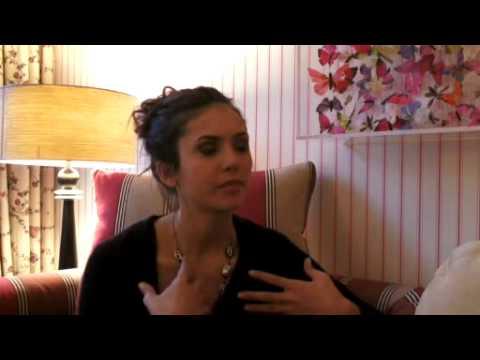 nina dobrev interview