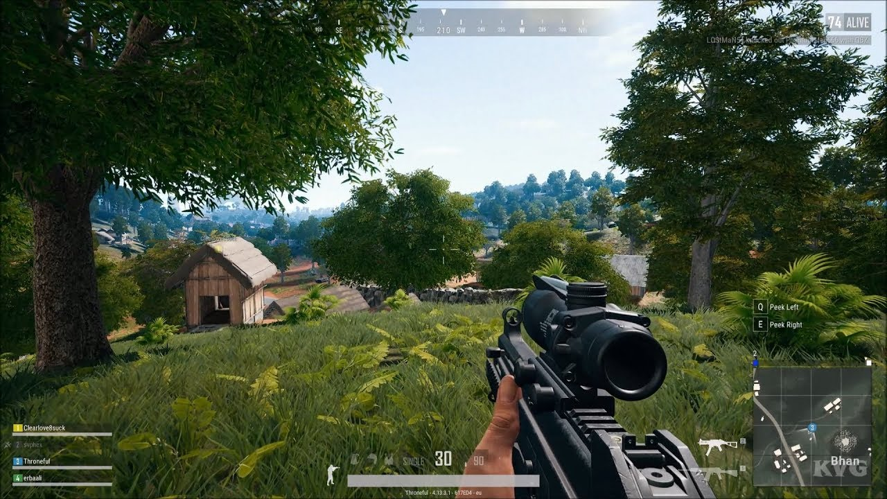 Playerunknown S Battlegrounds 2019 Pubg Gameplay Pc Hd 1080p60fps Youtube