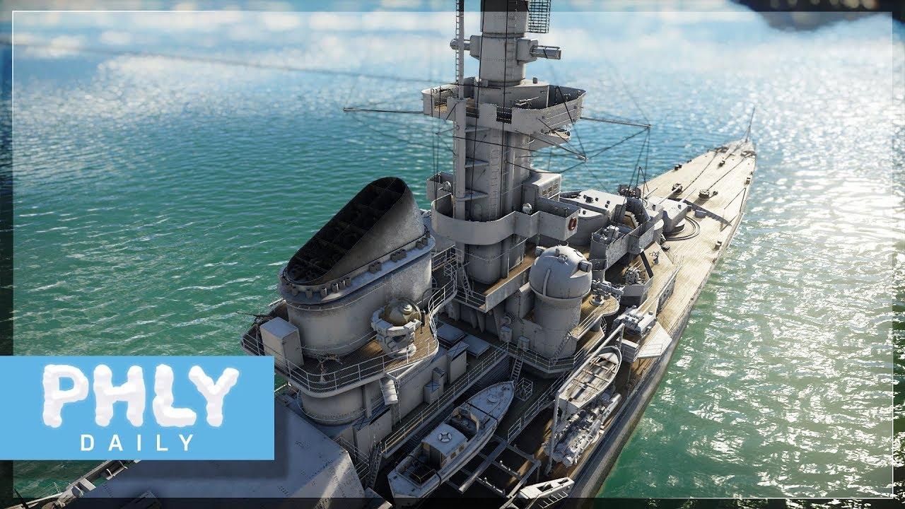 warship war thunder