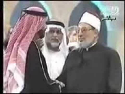 فيديو: حاكم دبي محمد بن راشد يطالب الشيخ يوسف القرضاوي بأن ينصح الحكام
